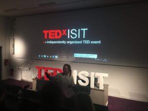 TEDxISIT