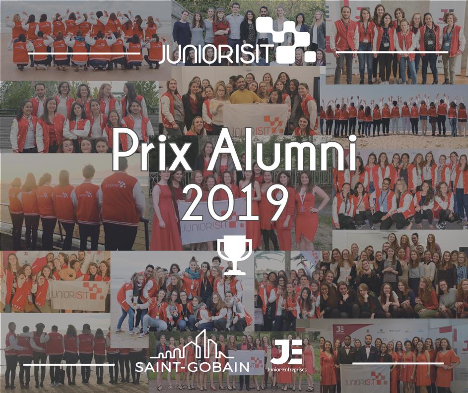 Prix Alumni 2019